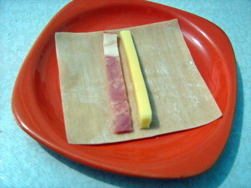 food recipe: NANAY's HAM & CHEESE STICKS  (3/4)