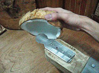 food tool: KUDKURAN (Coconut Grater) (1/2)