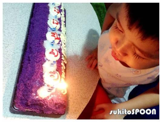 cake blow
