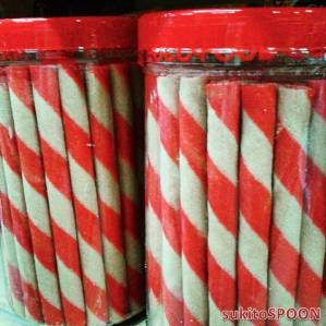 strawberry sticks